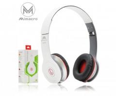 Auscultadores (Phones) MI-603 2Mt 50mW Branco (Un)