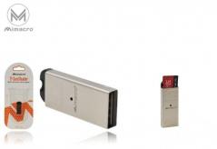 Acessório USB p / Cartão Memória Micro SD