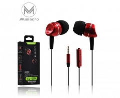 Auricular EJ-019 Vermelho (Un)