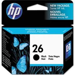 HP 51626A (Nº26) Tinteiro Preto HP Desk 400/500 series