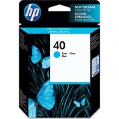 HP 51640C (Nº40C) Tinteiro Azul Deskjet 1200C/PS/1600C