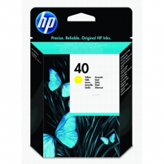 HP 51640Y (Nº40Y) Tinteiro Amarelo Deskjet 1200C/PS/1600C