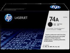 HP 92274A (74A) Toner Laserjet 4L/4MP/4P/4MP