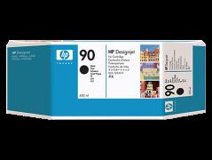 HP C5058A (Nº90) Tinteiro Preto Designjet 4000/4020/4500...