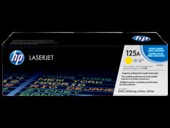 HP (125A) CB542A Toner Amarelo CM1300/CM1312/CP1210/CP1215