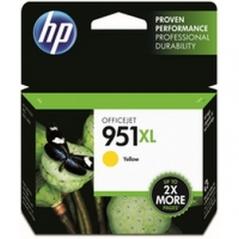 HP CN048AE (Nº951XL)Tinteiro Amarelo Officejet Pro 8100/8600