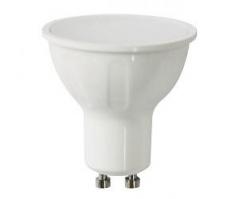 Lâmpada Led A5 Gu10 6W 3000K Luz Branco Quente (Un)