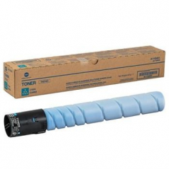 Konica Minolta Toner FT Bizhub C258/ C308/ C368 TN-324K Azul