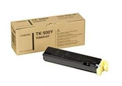 Kyocera TK500Y Toner Amarelo 370PD3KW
