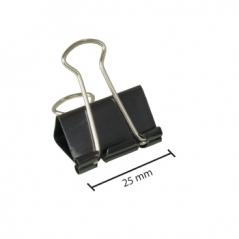 Mola 25mm Preta (Un)