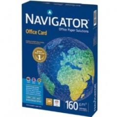 Papel A4 160gr Navigator Office Card 250fls