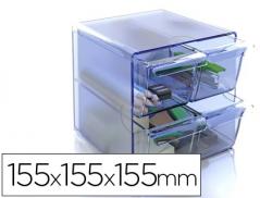 Cubo Arquivo c/ 4 Gavetas (Un)