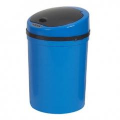 Balde Lixo Azul c/ Sensor (Un)