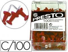 Alfinete Sinalização Vermelho (Cx100)