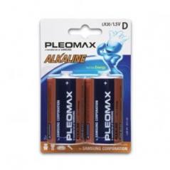 Pilhas Alcalinas LR20(D) 1,5V Varta (2Un)6lr