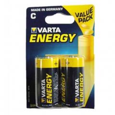 Pilhas Alcalinas LR14(C) 1,5V Varta (2Un)