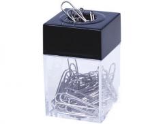 Porta Clips Quadrado Magnetico Transparente (KF02132)