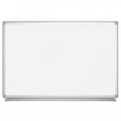 Quadro Branco 90x120cm Melamina Magnetico Moldura Aluminio (Un)