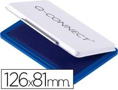 Almofada p/ Carimbos (126x81mm) Azul (Un)