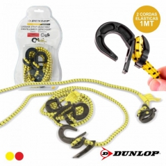 Conjunto Cordas Elásticas Segurança 2X 100CM (Un)