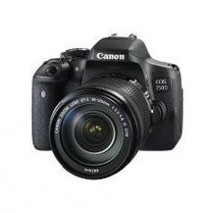Canon EOS 750D 18 55MM Máquina Fotográfica (Un)