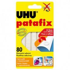 UHU Fixador Patafix Amarelo 80 Pastilhas (Art 40498)
