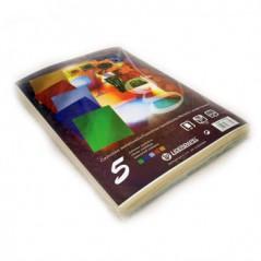Cartolina A4 235gr 5 Cores Metalizadas Sortidas (50Fls)