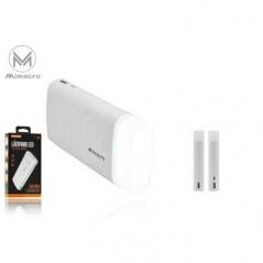 Powerbank Modelo M16000 8800mAh - Branco (Un)