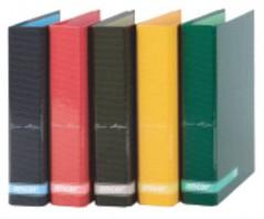 Pasta Arq A5 Ancor Classic Stripes L40 Cores Classicas (Un)#