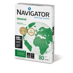 Papel A3 80grs Navigator / 500fls