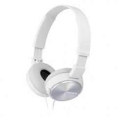 Auscultadores (Phones) SONY ZX310 Branco (Un)