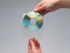 Bolsa CD c/ Aba (Pack10)