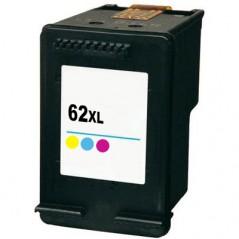 CTI HP C2P07A (Nº62XLC) Tinteiro Cores Officejet 5740