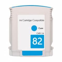 CTI HP C4911A (Nº82) Tinteiro Azul Designjet 500