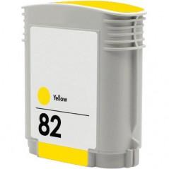 CTI HP C4913A (Nº82) Tinteiro Amarelo Designjet 500