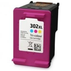 CTI HP F6U67A (Nº302XL) Tinteiro Cores (CPT)