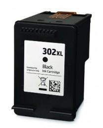 CTI HP F6U68A (Nº302XL) Tinteiro Preto (CPT)