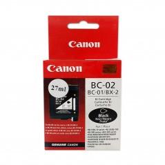 Canon BC02/BC01/BX2 Tinteiro Preto BJ10 Series...Fax B190