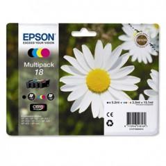 Epson 13T18064010 (T1806) Pack 4 Cores XP30/XP102/XP202