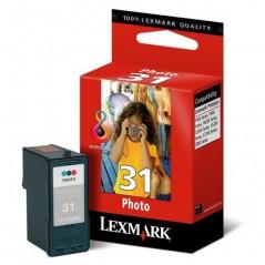 Lexmark 18C0031E (Nº31) Tinteiro Cores Z800/Z815/X5200