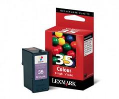 Lexmark 18C0035 (Nº35) Tinteiro Cores Z800 Series Alta Cap