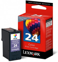 Lexmark 18C1524E (Nº24) Tinteiro Cores Z1400/X3500/X4500