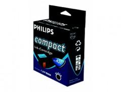 Philips PFA421 Tinteiro preto Philips Fax PPF176/i-jet ser