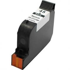 CTI HP 51645A (Nº45) Tinteiro Preto 700/800/900 series (CPT)