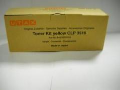 Utax 4451610016 Toner Kit CLP3516 Amarelo