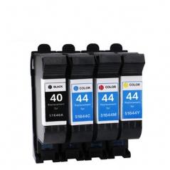 CTI HP 51644M (Nº44M) Tinteiro Magenta Designjet 350c/450