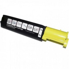 CTO Epson S050187 Toner Y C1100/CX11N/NF/NFC Alta Capac