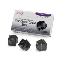 Xerox 108R00664 Cera Preto C2424 Pack 3 Unidades
