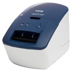 Brother QL600B Impressora Termica para Etiquetas