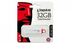 Pen 32GB Drive Kingston DataTraveler G4 (Un)